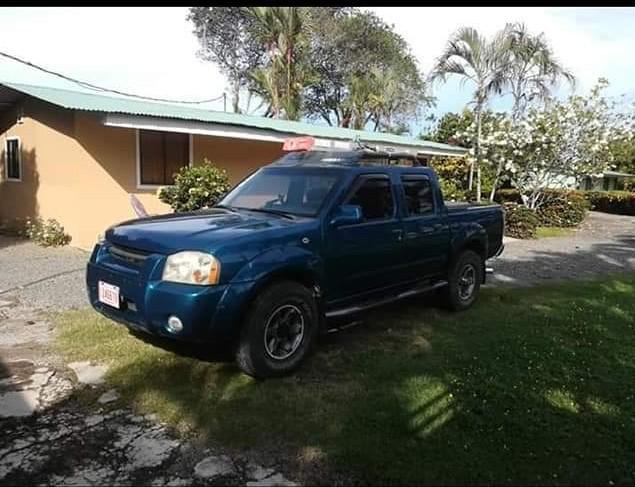 Pickup Nissan Frontier 2001