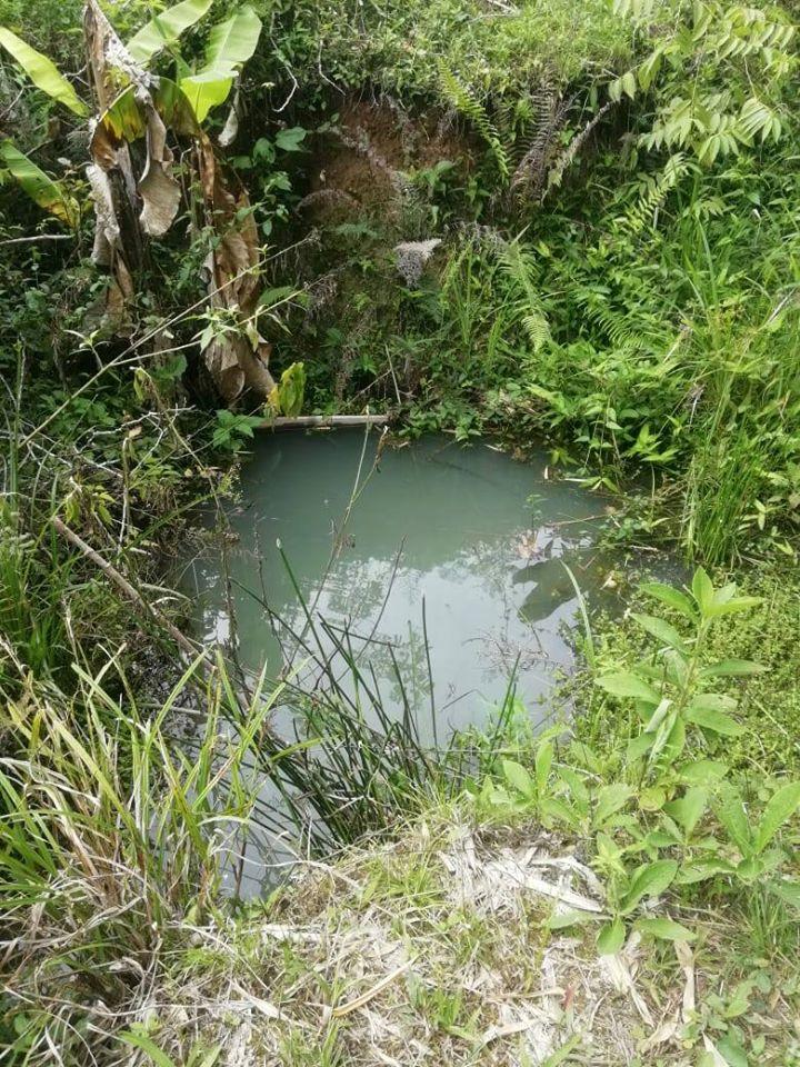 San Jose lote con naciente de agua propia