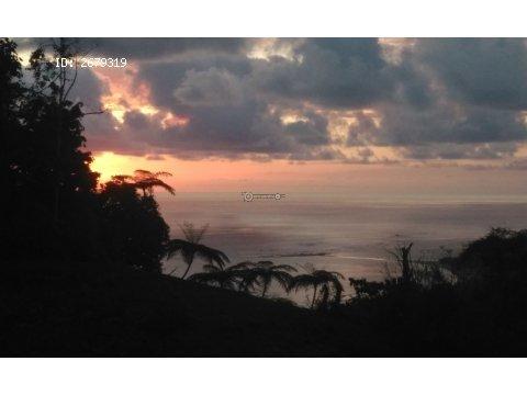 Puntarenas, Uvita, exc vista al mar