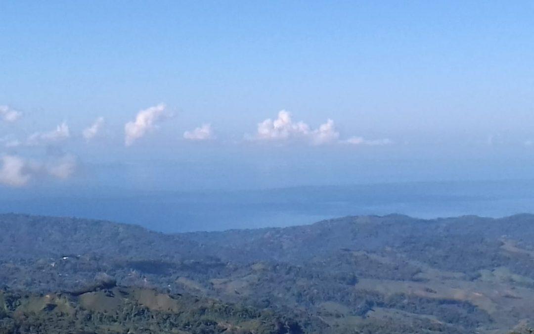 San Jose Pz, vista al mar